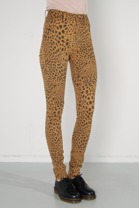 Cheap Monday: Second Skin Clay Leopard