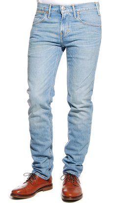 Levis: 519 Fresh Creek Light Blue 519.00.33