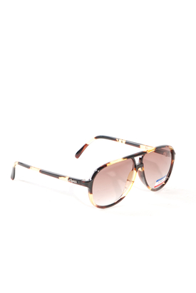 Le Specs: In The Sky Brown/Gold