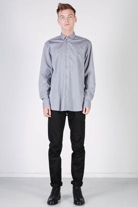 Bruuns Bazaar: Jonas Shirt Grey