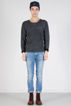 Dr Denim: Bob Sweater Dark Grey