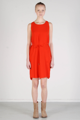 Samsøe & Samsøe: Tina Orange Dress