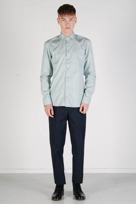 Bruuns Bazaar: Murray Olive Green Shirt