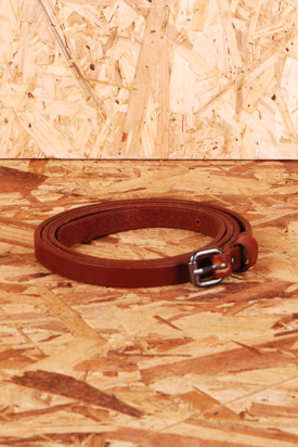 Cheap Monday: Jeko Belt Brown