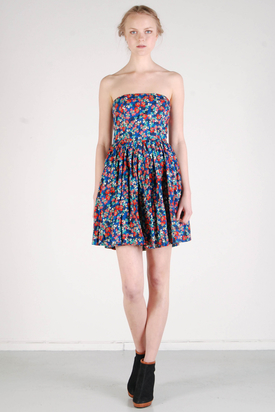 Levis: Strapless Day Dress