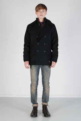 Ben Sherman: Ls Rib Neck Jacket