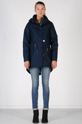 Elvine: Fia Dark Navy Jacket