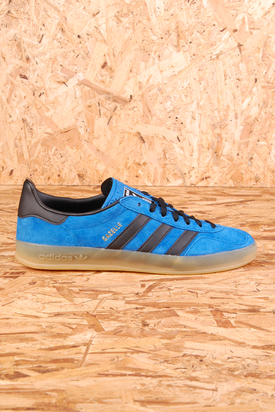 Adidas: Gazelle Indoor Blue