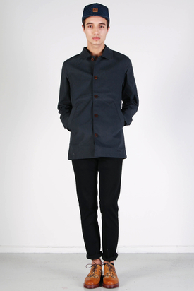 Elvine: Sverker Midnight Blue Jacket