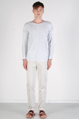 Dr Denim: Tye Light Blue Stripe