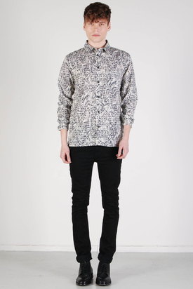 Revolution: Shirt Pattern Black