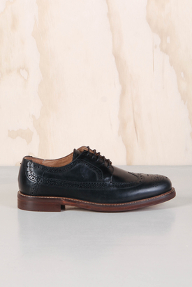 H By Hudson: Patton Calf Black