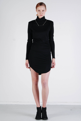 Samsøe & Samsøe: Lombard Dress Black