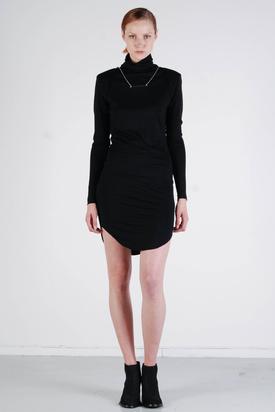 Samsøe & Samsøe: Lombard Dress Black