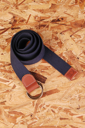 Knowledge Cotton: Canvas Belt Total Eclipse