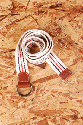 Knowledge Cotton: Canvas Belt