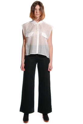 Cheap Monday: Cassie White Shirt