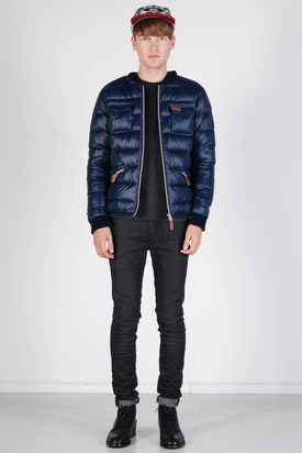 Svea: Nice Jacket Navy