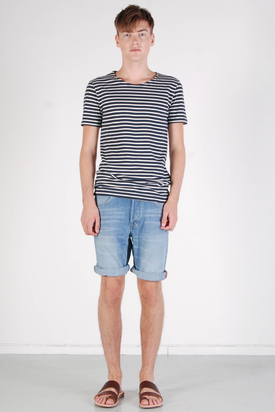Lee: 5 Pocket Short Shady Pale