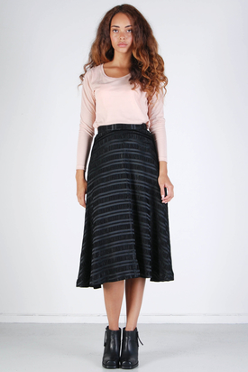 Carin Wester: Berit Black Skirt