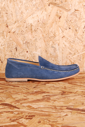 Knowledge Cotton: Loafer Estate Blue