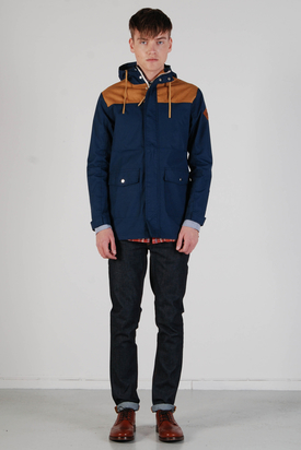 Revolution: Storm Jacket Navy