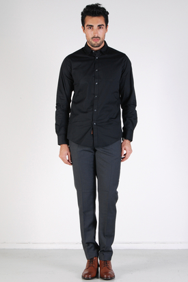 Ben Sherman: Fashion Shirt Black Soho Fit