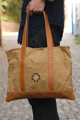 Eastpak x Wood Wood: Indio Tote Bag