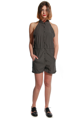 Cheap Monday: Angel Byxdress Charcoal
