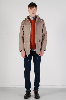 Revolution: Garth Jacket Khaki