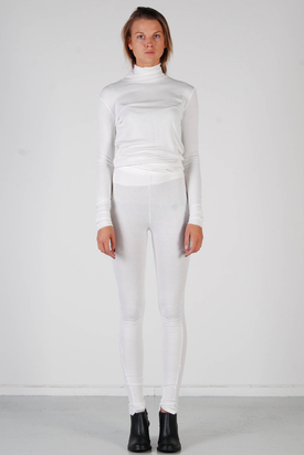 Cheap Monday: Mollie Leggings Dust White