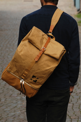 Eastpak x Wood Wood: Amos Backpack