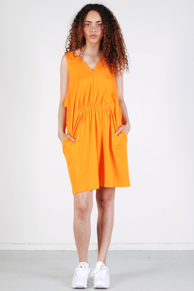 Cheap Monday: Mila Dress Hybris Orange