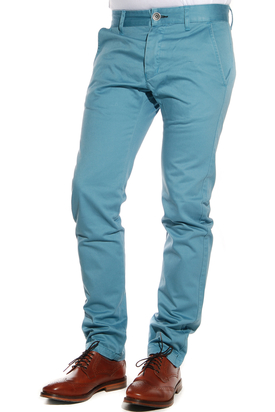 Dr Denim: Donk Chino Pale Blue