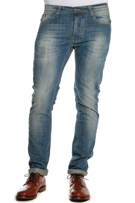 The Blue Uniform: Cricket Vintage Sunshine Jeans