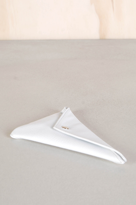 Odeur: Triangular Key Holder White