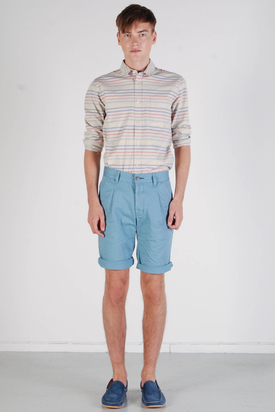 Dr Denim: Eddie Aquamarine Shorts