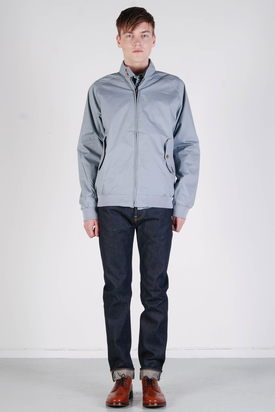 Ben Sherman: Harrington Jacket Monument Grey