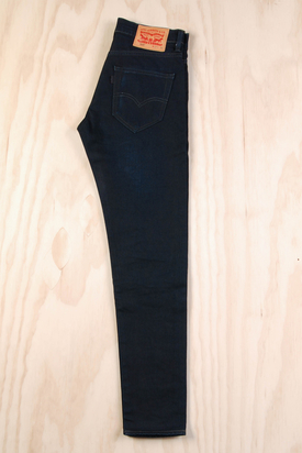 Levis: 520 Extreme Taper Fit Navy Lagoon