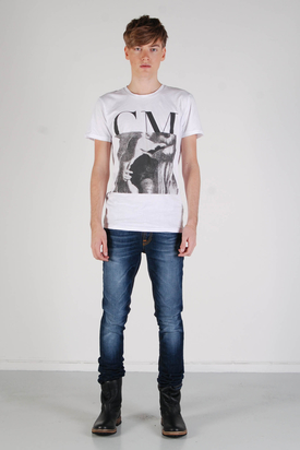 Cheap Monday: Bruce Printed Tee Corpus Monday