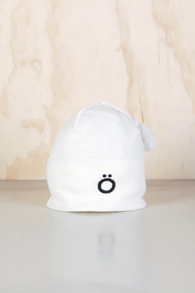 Resteröds: Bella Solid Hat White