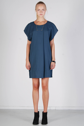 Samsøe & Samsøe: Uma Dress Blue