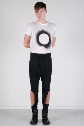 Odeur: Uncover Sweat Pants Black
