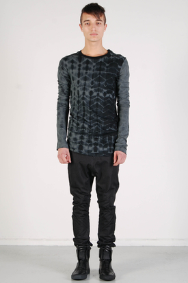 Odeur: Deformed LS Tee Grey Shades