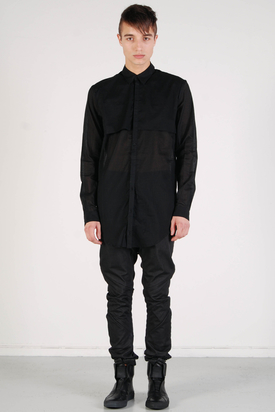 Odeur: Hide Shirt Black