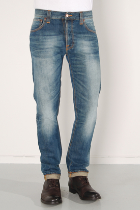 Nudie: Hank Rey Org. Worn Denim
