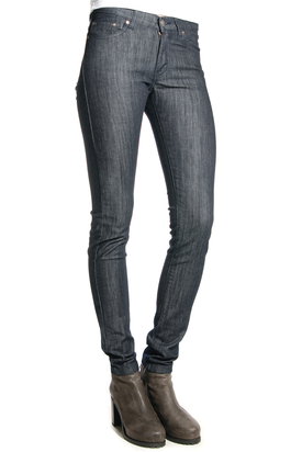 The Blue Uniform: Rock Slim Rinse Hyper Jeans