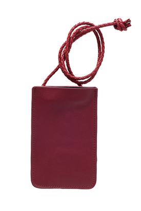 Item: Iphone Sleeve Burgundy