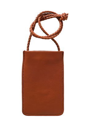 Item: Iphone Sleeve Cognac
