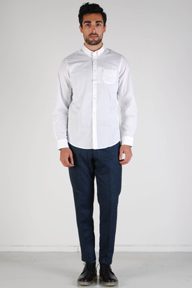Ben Sherman: Fashion Shirt Bright White Button Down